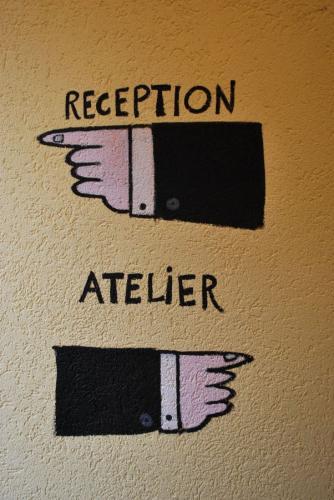 Réception Atelier